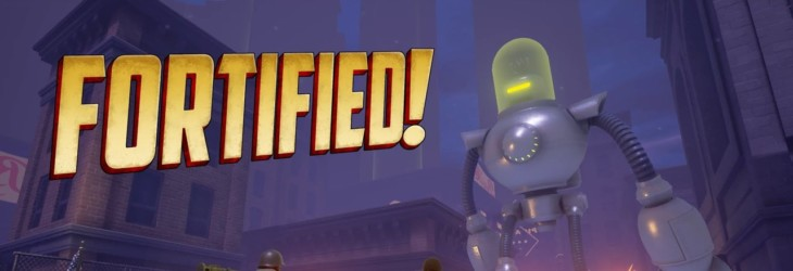 Fortified gratis en Steam